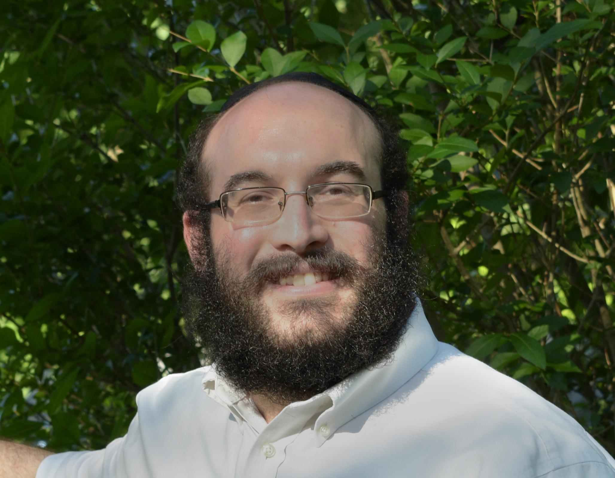 Rabbi Mendel Dubov